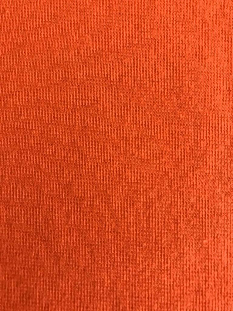 8€ p/m - Oranje - Boordstof