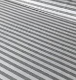 Poppy 15€ p/m - Yarn Dyed Sweat Grey - French Terry