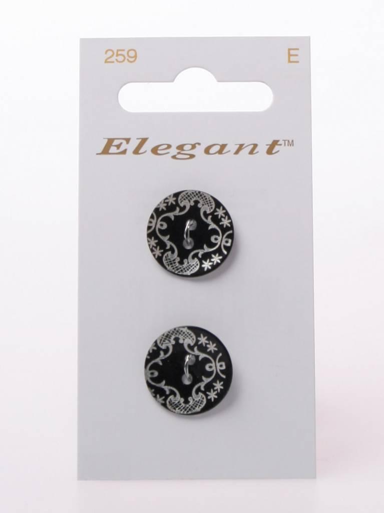 Elegant Knopen - Elegant 259
