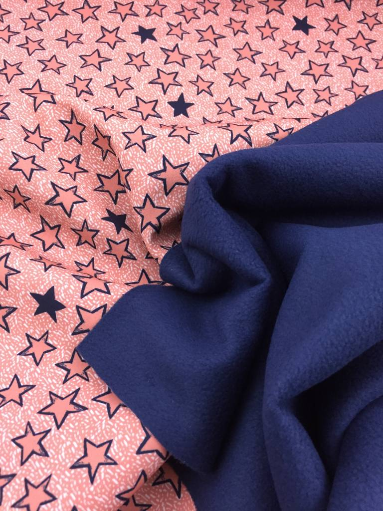 8€ p/m - Looking At The Stars Coral - Softshell