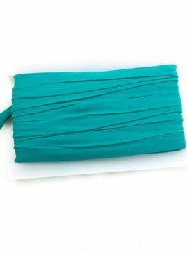 1.50€ p/m - Azuurblauw - Tricot Biaisband