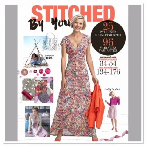 Stitched By You - Lente - Zomer 2018