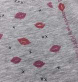 11€ p/m - Kisses - Bedrukte Tricot