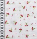 12,50€ p/m - Sweet Flowers - Hydrofiel Stof