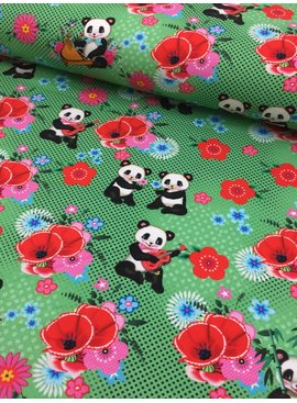 14,50€ p/m - Happy Panda's - French Terry