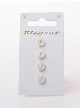 Elegant Parelmoer Knopen - Elegant 036