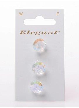 Elegant Diamant Knopen - Elegant 082