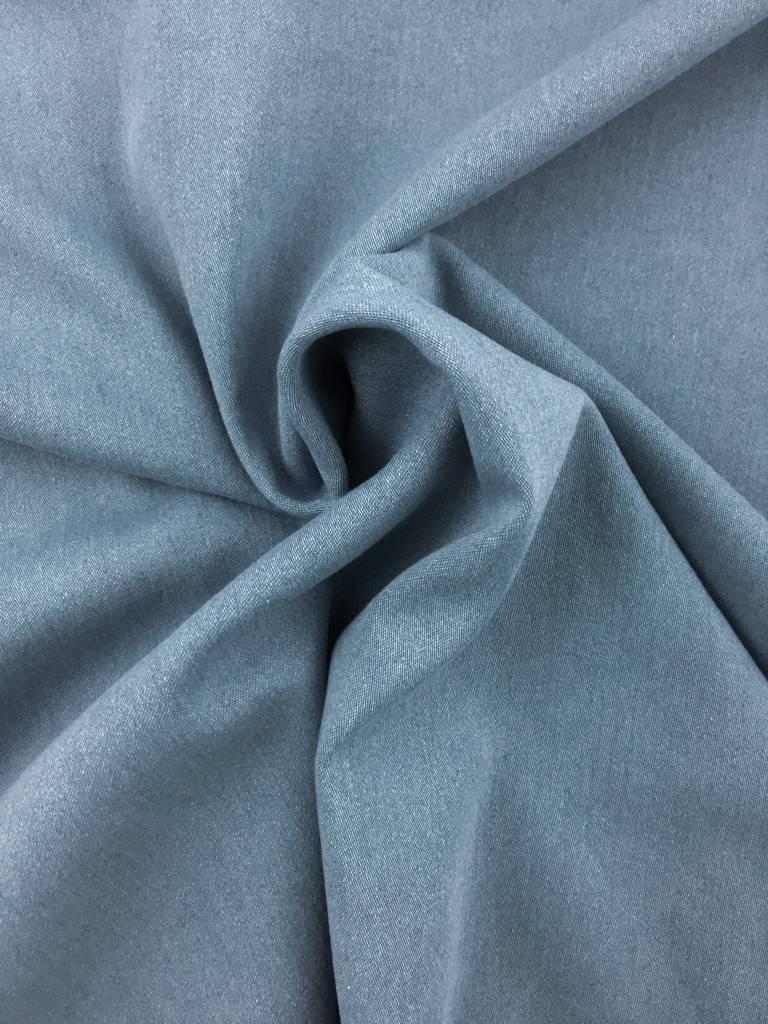 13€ p/m - Lichtblauw - Elastische Jeans