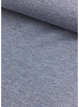 15,50€ p/m - Jeansblauw Gemêleerd - Gebreid
