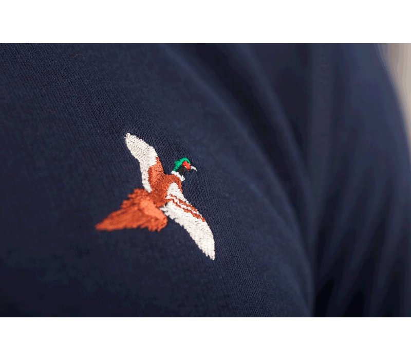 MENS THE PHEASANT PULLOVER