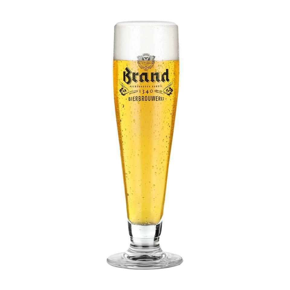 Brand UP glasses (6 pcs)
