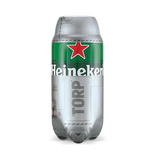 Heineken TORP - Best before: 30-11-2018