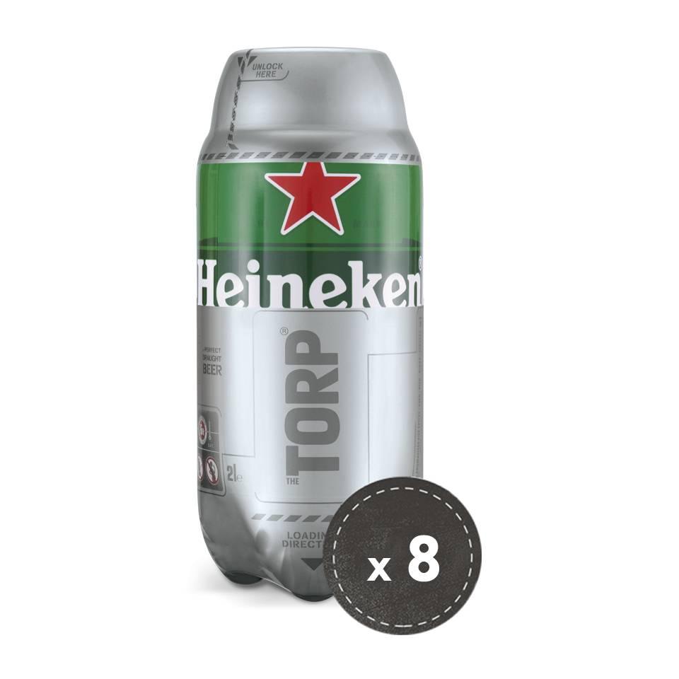 Heineken 8-pack