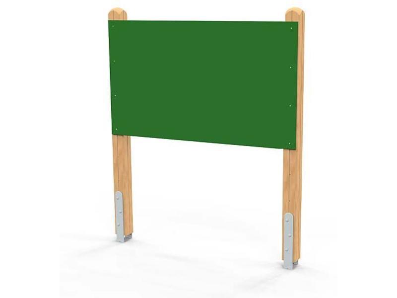 Eibe Playo Speelbord Tekenbord Allweather vrijstaand   142x170cm