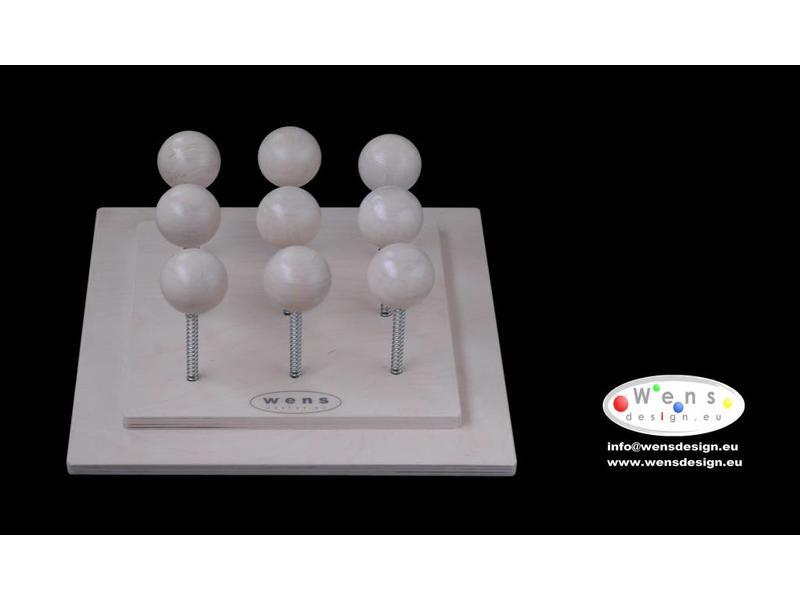 Wens Design WensDesign Ballenbos blank   29,5 x 29,5 cm