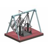 Rolstoelschommel Fantallica integratieschommel   720x300x639cm
