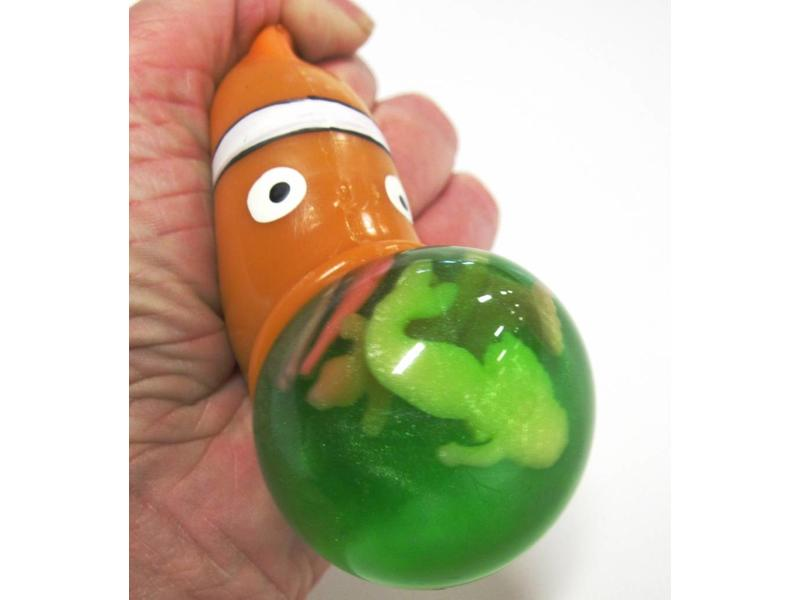 Knijpbal vis Nemo   10cm