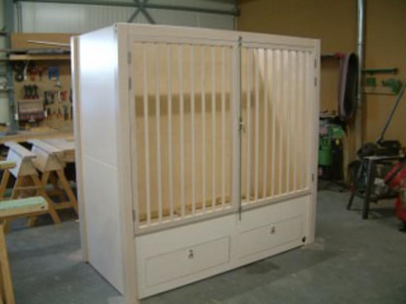 Atelier Michel Koene Bed Ûle (maatwerk)