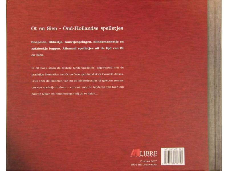 Boek Uit de wereld van Ot en Sien   25 x 23cm