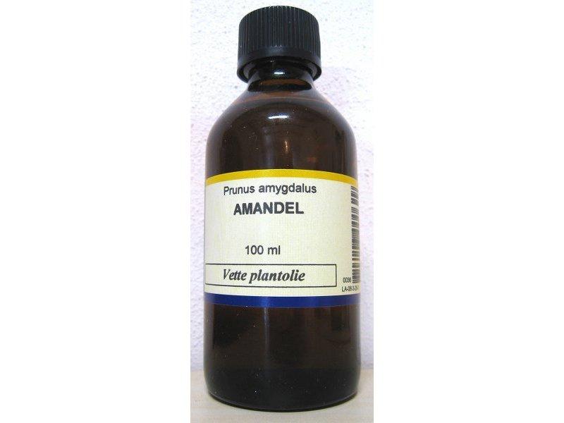 Chi Natural Life Chi Amandel plant olie - 100ml