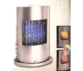 Muziekale waterval Aqualight LED