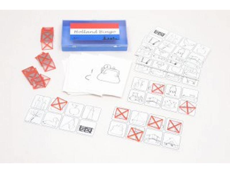 Edu Books & Training Holland Bingo