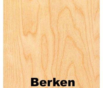 Meerprijs tafelblad HPL- dessin beuken of berken