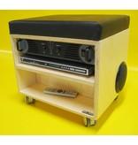 Atelier Michel Koene Controlerkast tbv muziekvibratiesysteem-element