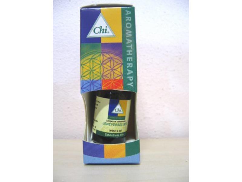Chi Natural Life Chi Jeneverbes, bes etherische olie, Wild - 5ml