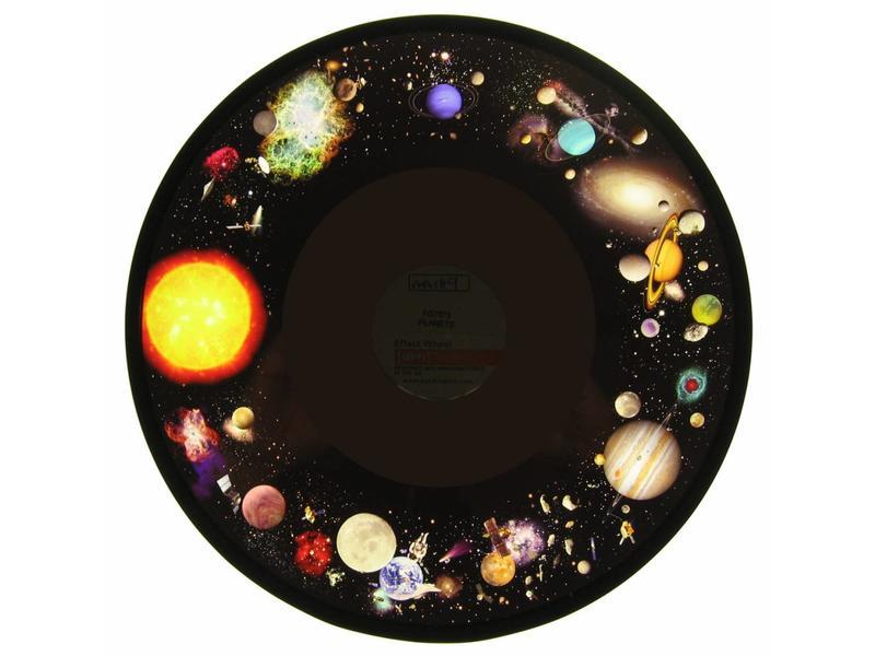 OPTIkinetics Effectwiel beeld groot Planets    23cm
