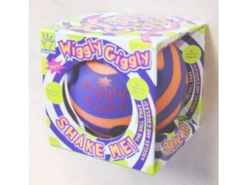 Wiggly Giggly / Giggle Ball - klein  10cm