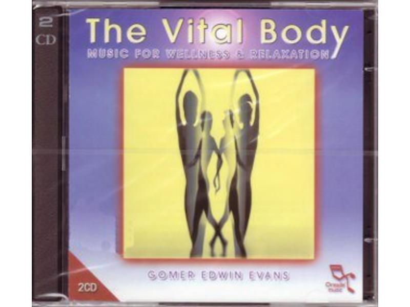 CD The Vital Body   1 CD
