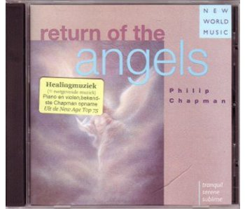 CD Return Of The Angels