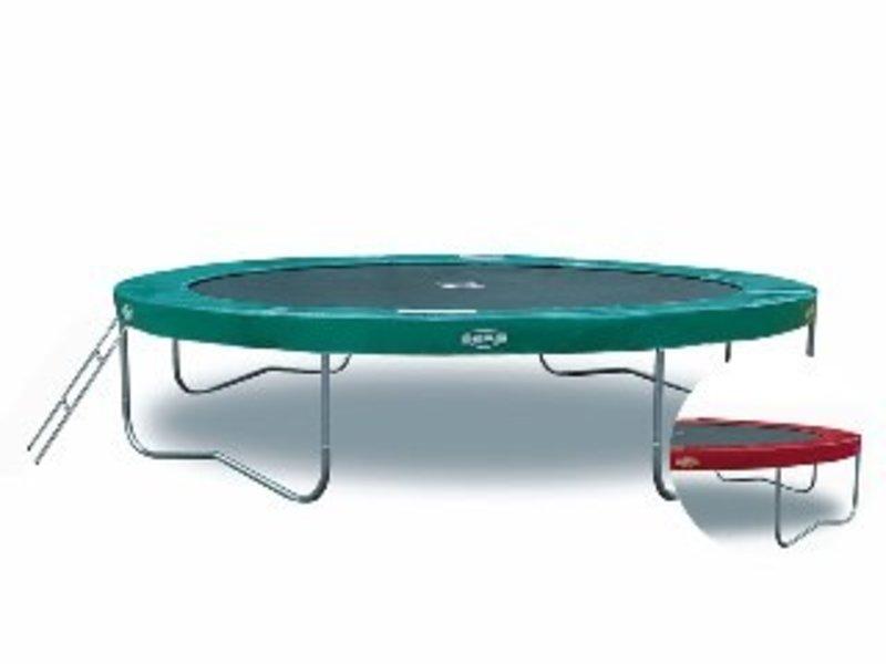 Berg Toys BergToys trampoline Elite 430-rood of groen    430cm