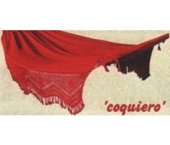 Hangmat Coquiero met gehaakte zijkanten