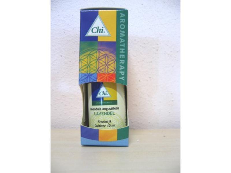 Chi Natural Life Chi Lavendel, Frankrijk etherische olie, Cultivar - 10ml