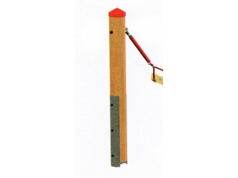 Douglas houten palen voor hangmatten   180mm L. 270cm