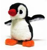 Waggel pinguin   18 x 14,5 x 14,5cm