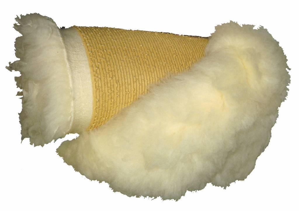 Schapenvacht Op Stoel : Autostoelhoezen van schapenvacht