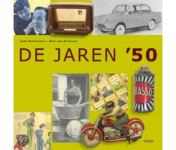 Boek de jaren 50