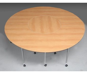 Tafels YinYang- set