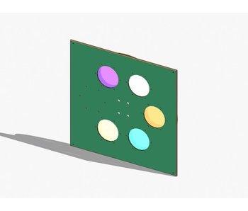 Speelbord multifunctionele schijven
