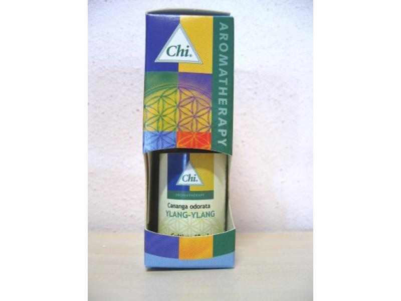Chi Natural Life Chi Ylang-ylang etherische olie, Cultivar - 10ml