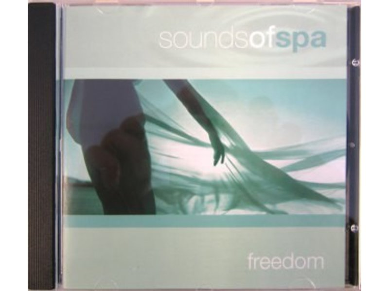 CD Sounds of spa freedom   1 CD
