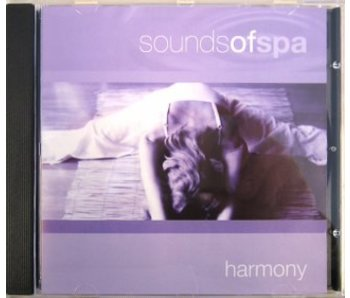 CD Sounds of spa Harmony