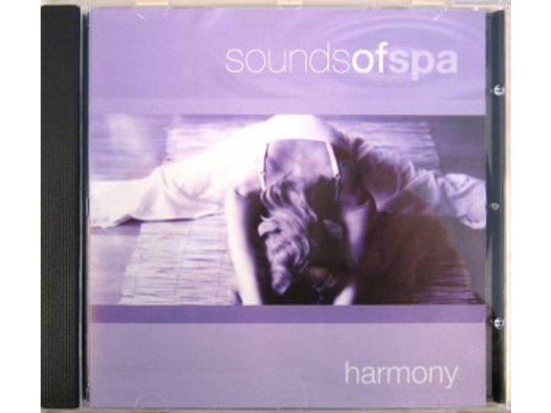 CD Sounds of spa Harmony   1 CD