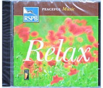 CD Relax - Peaceful Music