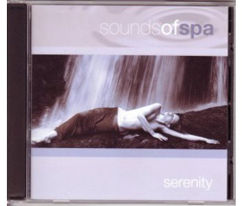 CD Sounds Of Spa Serenity