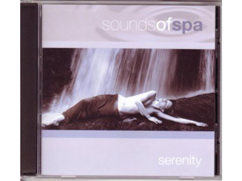 CD Sounds Of Spa Serenity   1CD