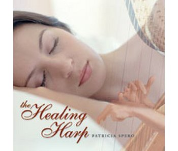 CD The Healing Harp